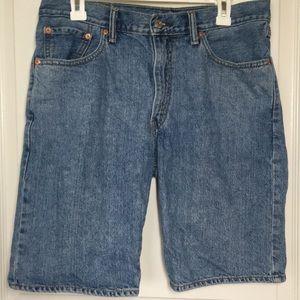 Levi's Strauss & CO 505 waist 33 excellent shorts